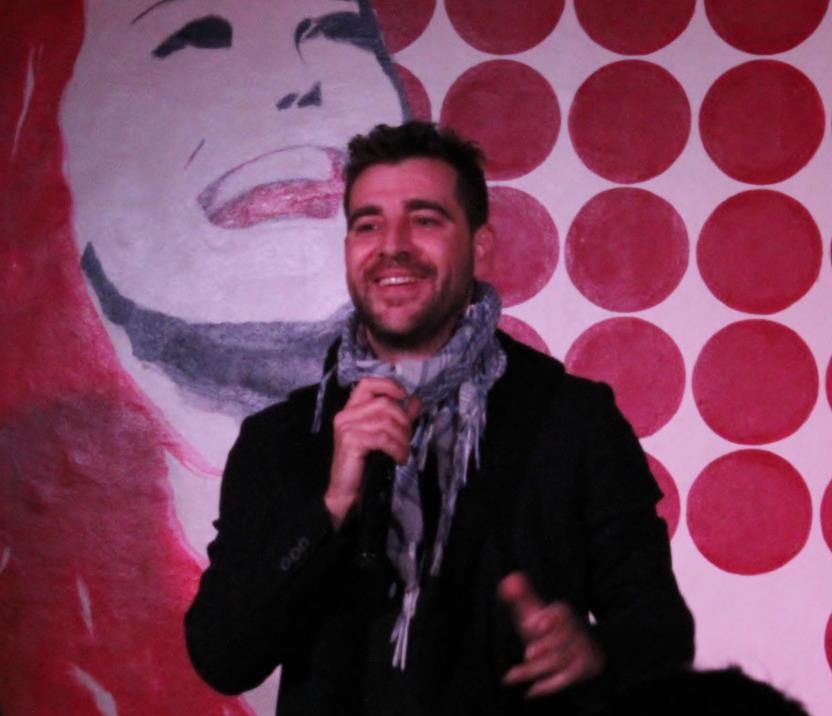 The Cotton Comedy: Chemi Moreno