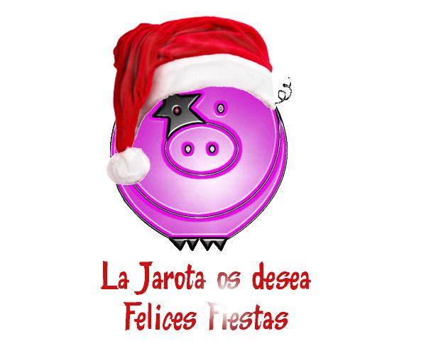 ¡La Jarota os desea Felices Fiestas!