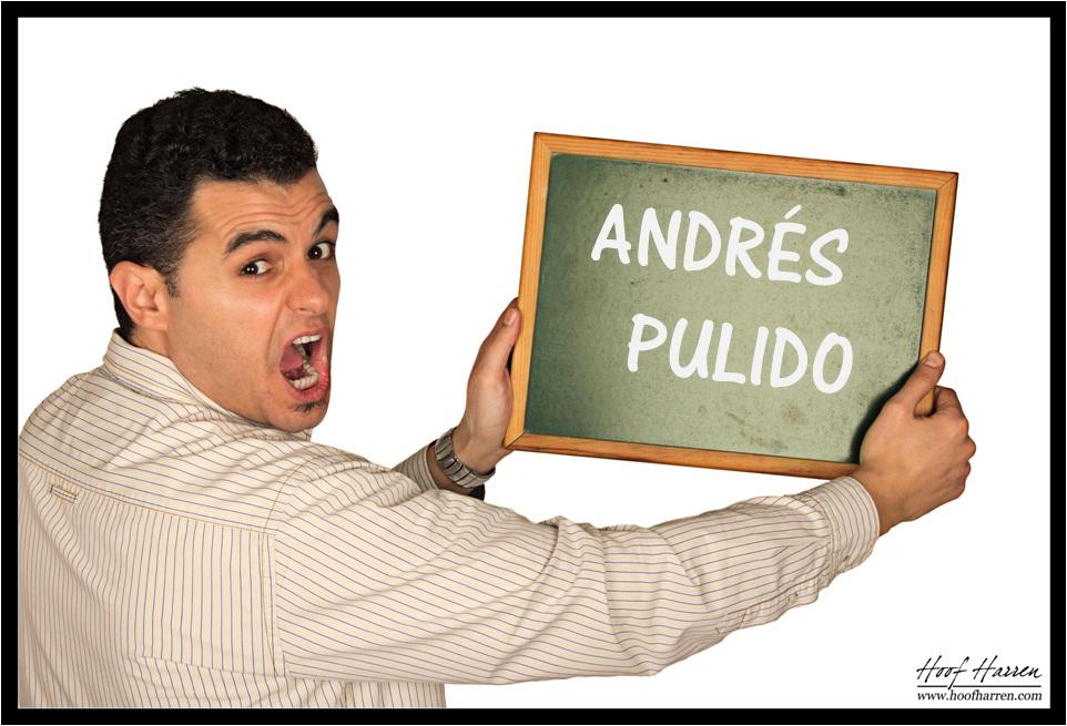 Andrés Pulido en La Taberna del Tiempo