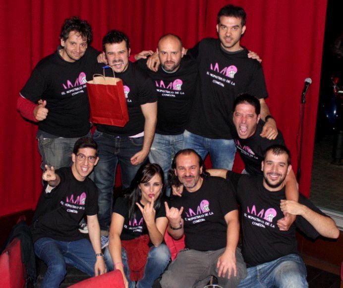 ¡¡¡Apoteósica la Tercera Semifinal de El Monstruo de la Comedia de Leganés!!!