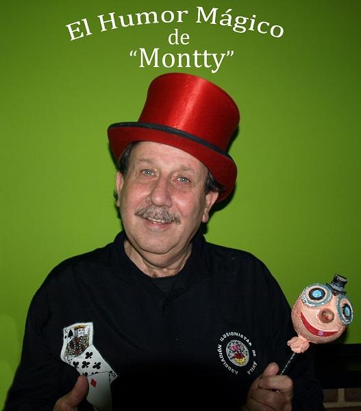Humor y magia con El Gran Montty en La Taberna del Tiempo