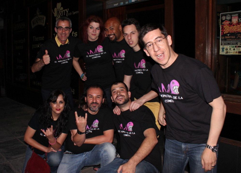 ¡¡¡Brutal la Cuarta Semifinal de El Monstruo de la Comedia de Leganés!!!