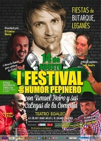 I Festival de Humor Pepinero