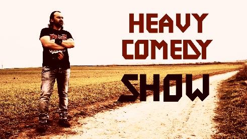 Todos los miércoles de Noviembre... ¡Vuelve The Heavy Comedy Show!
