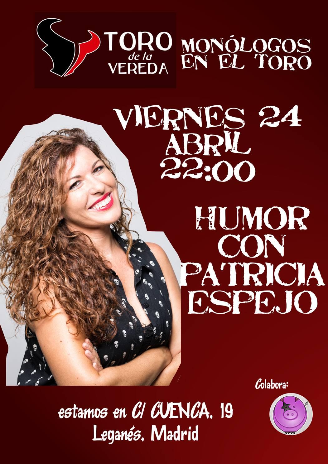 ¡Patricia Espejo en El Toro de la Vereda!