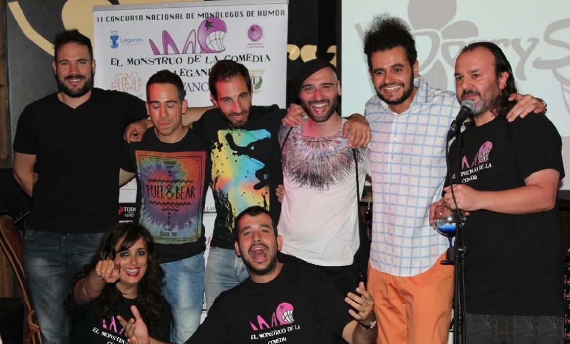 "¡¡¡Espectacular la Cuarta Semifinal de ""El Monstruo de la Comedia - II""!!!"