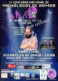 El Monstruo de la Comedia de Leganés - II ¡Gran Final!