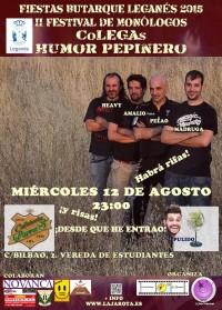 Actividades en las Fiestas de Butarque 2015 de Leganés