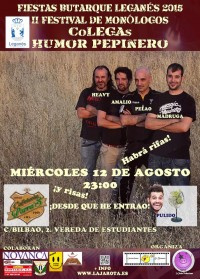 II Festival de Humor Pepinero