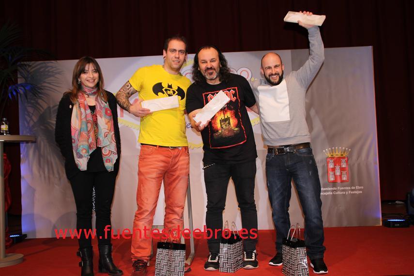 David César gana el III Concurso de Fuentes de Ebro