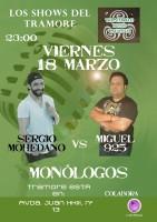 ¡¡Sergio Mohedano y Miguel 925 en el Tramore Irish Tavern!!