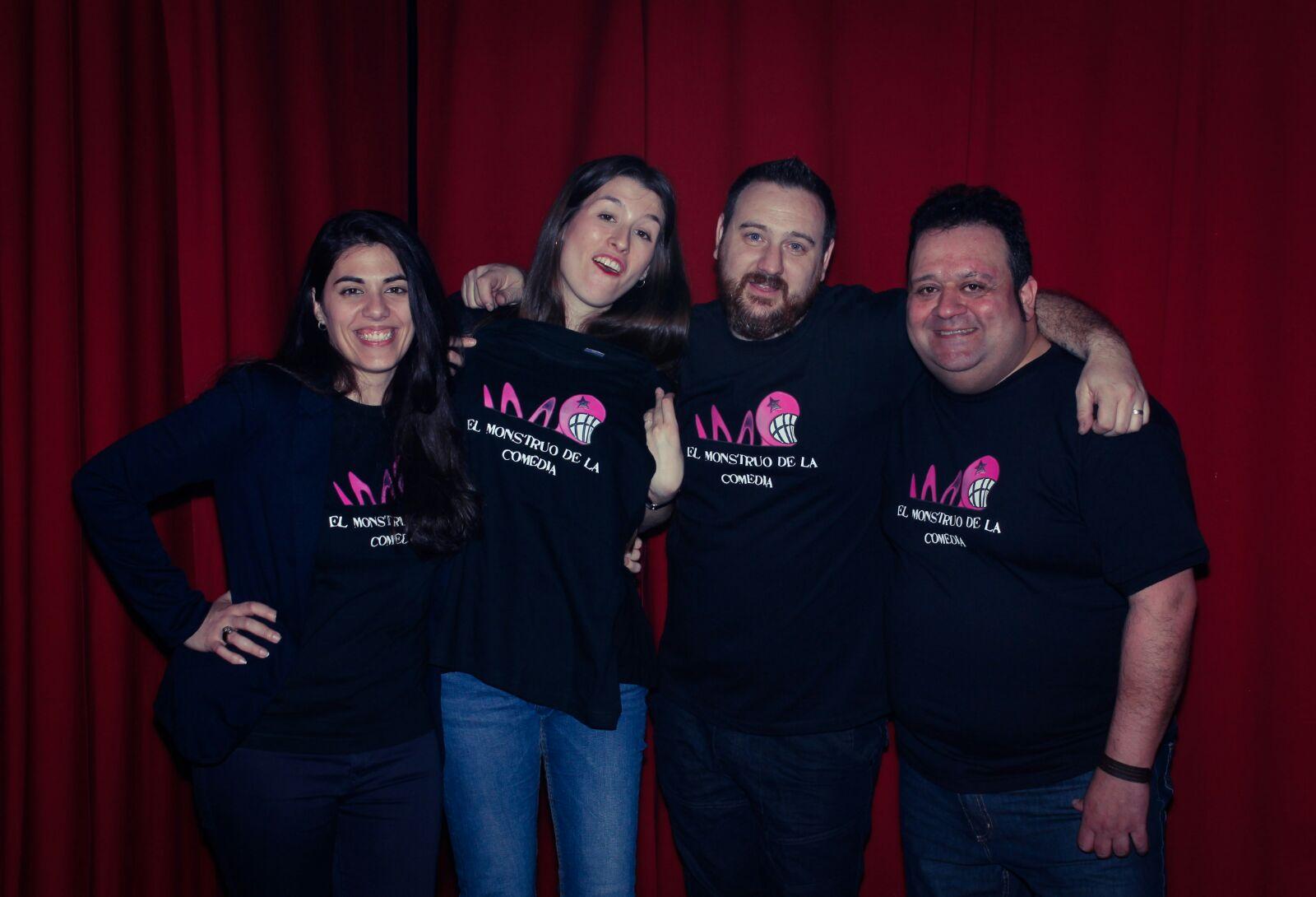"""¡¡¡Tercera Semifinal de Impresión de """"El Monstruo de la Comedia - III""""!!!"""