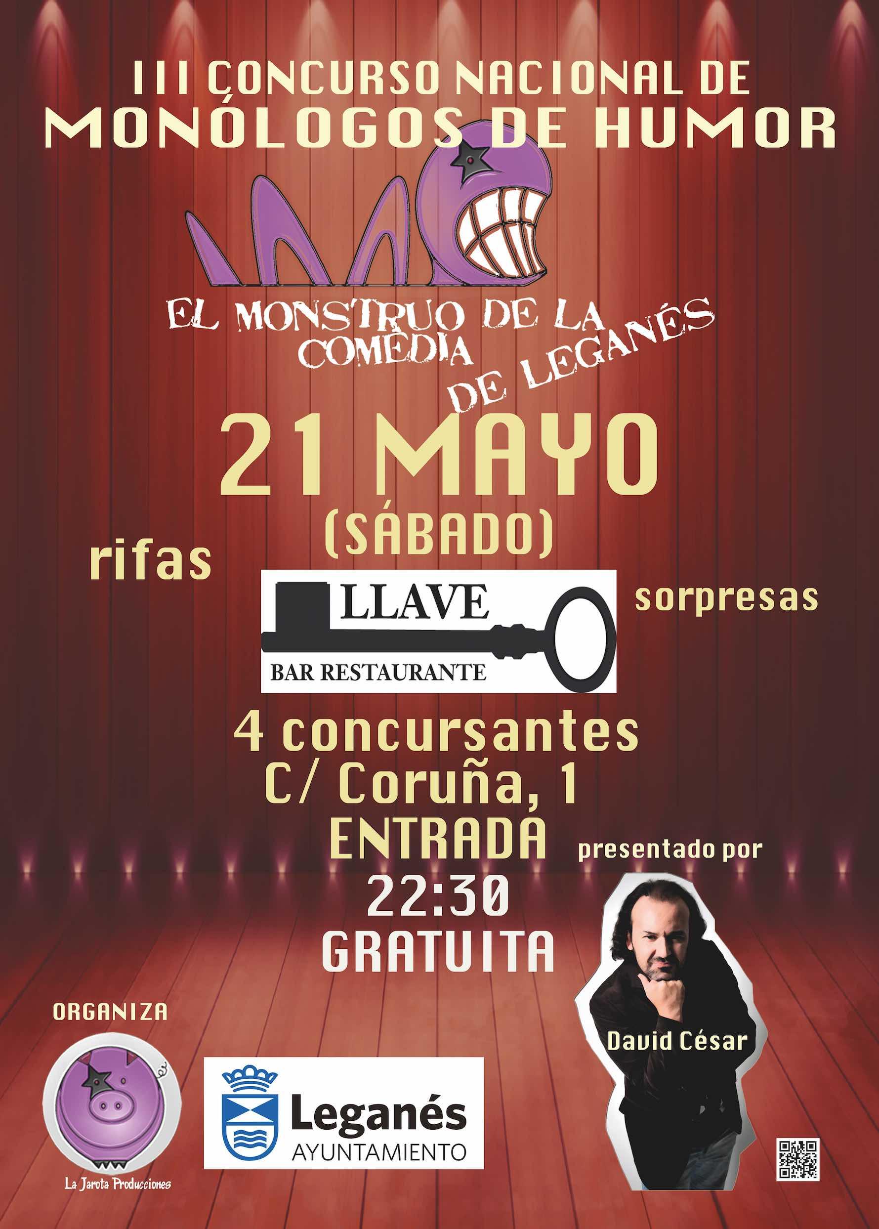 El Monstruo de la Comedia de Leganés - III ¡Segunda Semifinal!