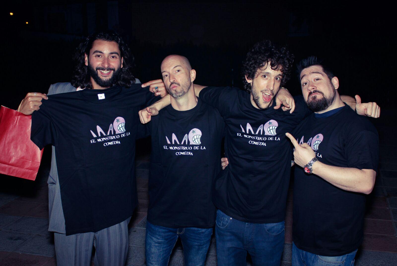 """¡¡¡¡Vaya nivelazo en la Cuarta Semifinal de """"El Monstruo de la Comedia – III""""!!!"""