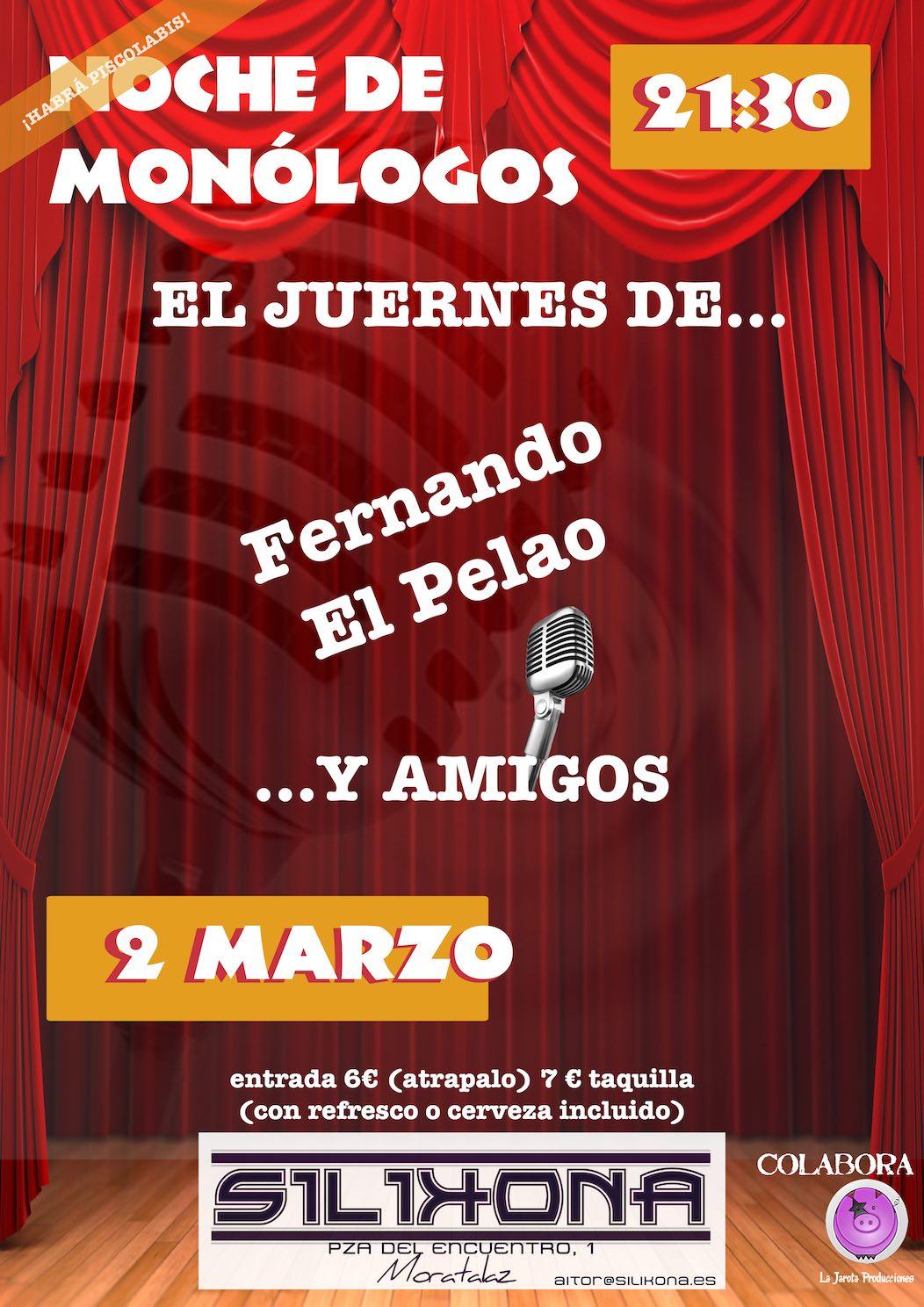 El juernes de... Fernando El Pelao