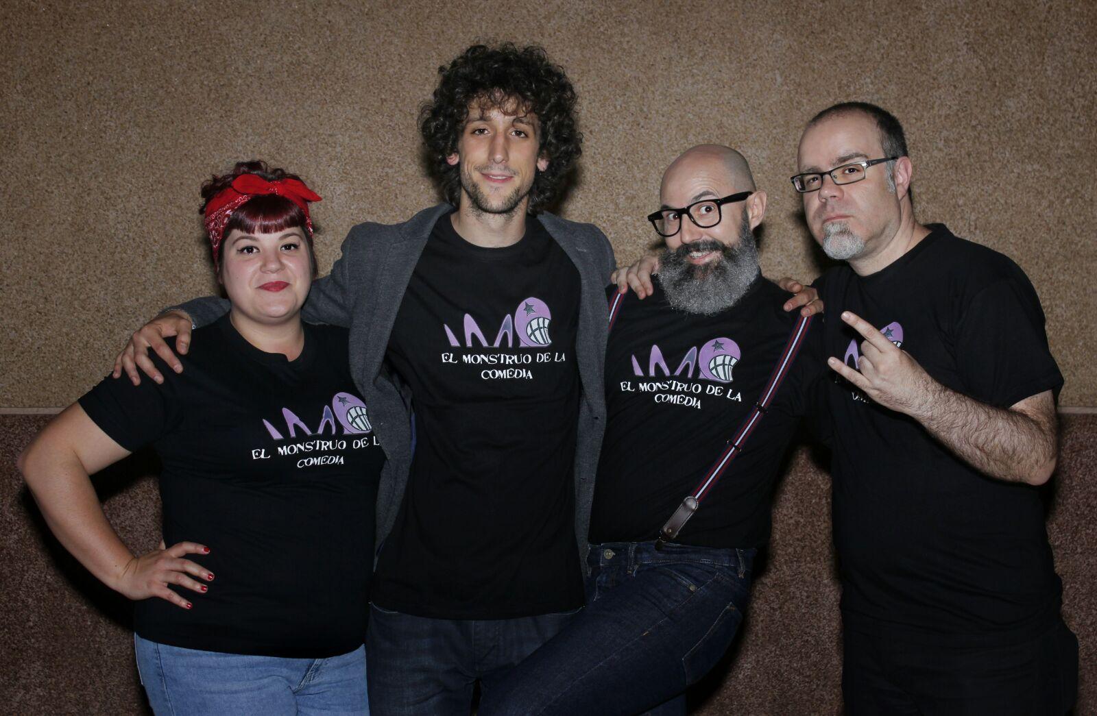 """¡¡¡Enorme la Primera Semifinal de """"El Monstruo de la Comedia - IV""""!!!"""