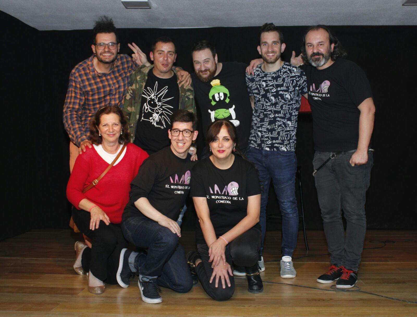 """¡¡¡Descomunal la Tercera Semifinal de """"El Monstruo de la Comedia - IV""""!!!"""