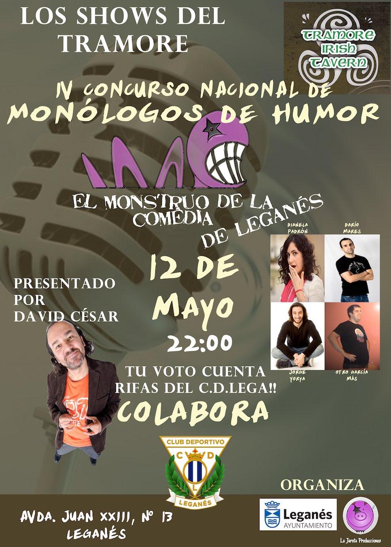 El Monstruo de la Comedia de Leganés - IV ¡Segunda Semifinal!
