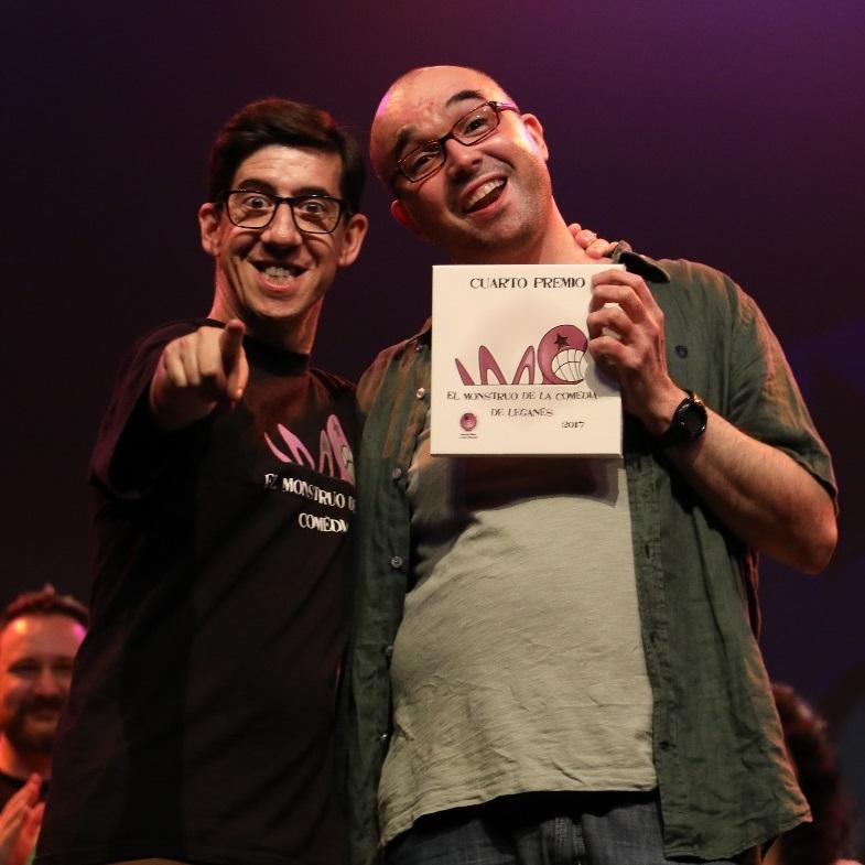 El Monstruo de la Comedia - IV - Gran Final - Marc Berlín - Cuarto Premio