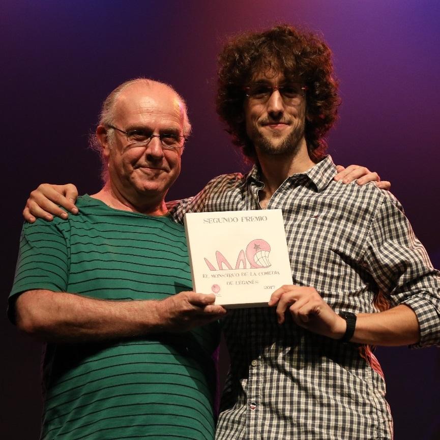 El Monstruo de la Comedia - IV - Gran Final - Edu Martínez de Irujo - Segundo Premio