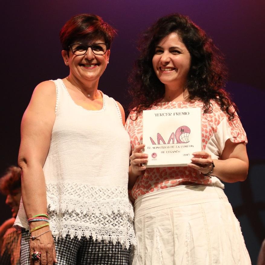 El Monstruo de la Comedia - IV - Gran Final - Dianela Padrón - Tercer Premio