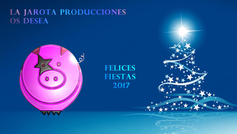 ¡Felices fiestas y feliz 2018!