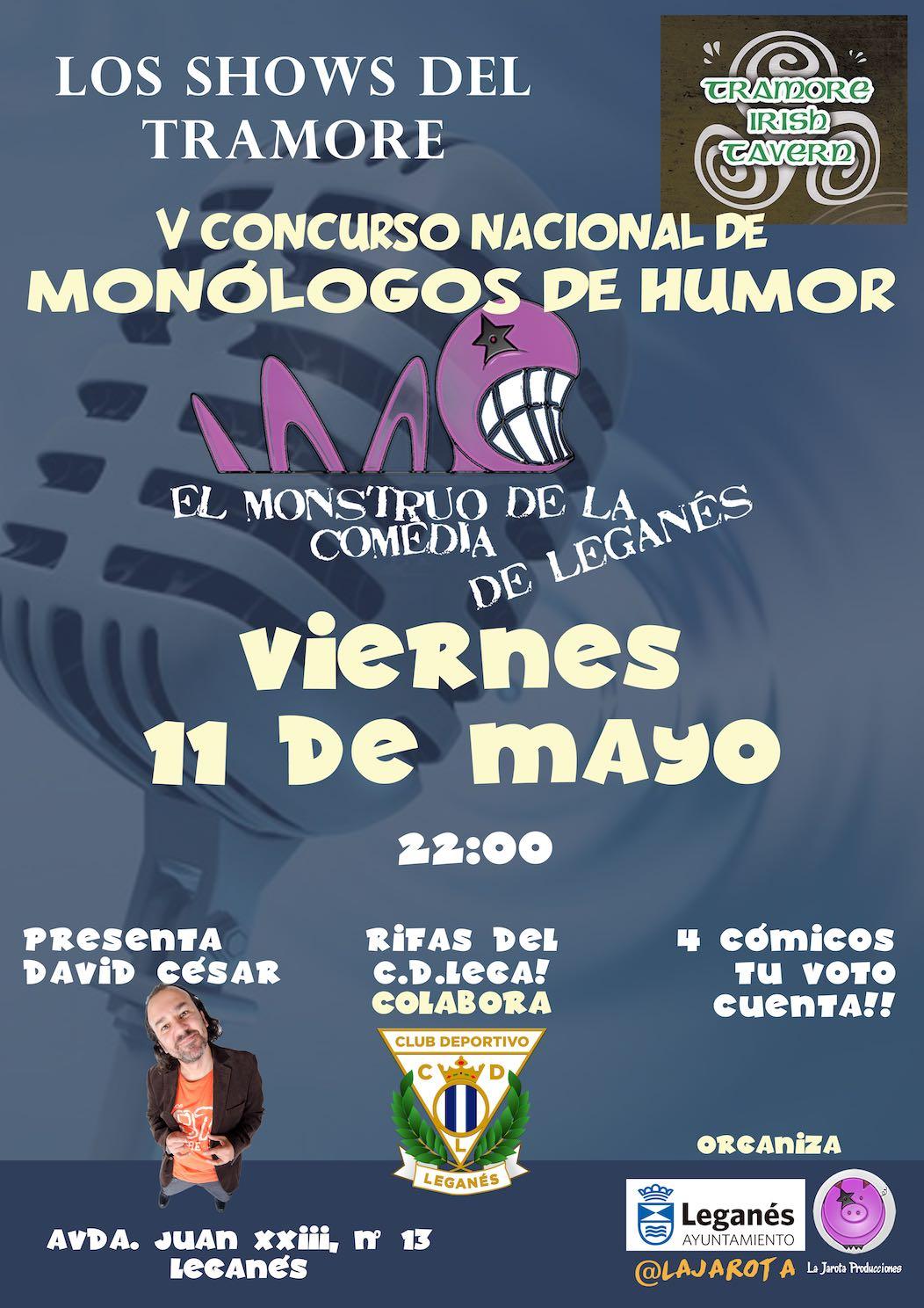 El Monstruo de la Comedia de Leganés - V ¡Primera Semifinal!