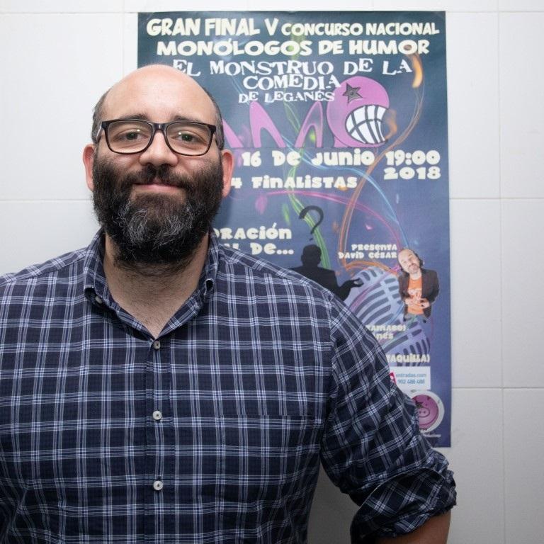 El Monstruo de la Comedia - V - Gran Final - Alberto Sierra - Segundo Premio