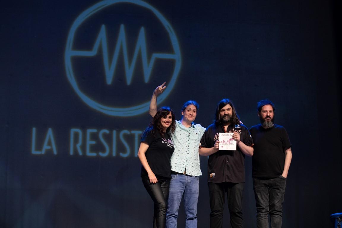 El Monstruo de la Comedia - V - Gran Final - La Resistencia - Premio de Honor