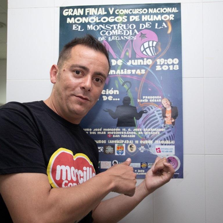 El Monstruo de la Comedia - V - Gran Final - EFrén - Tercer Premio