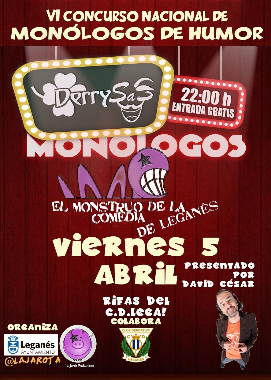 El Monstruo de la Comedia de Leganés – VI¡Primera Semifinal!