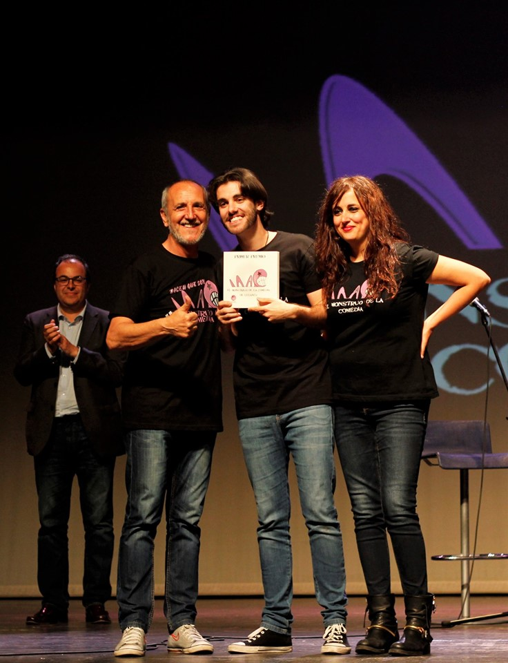 El Monstruo de la Comedia - VI - Gran Final - Carlos Martínez - Primer Premio