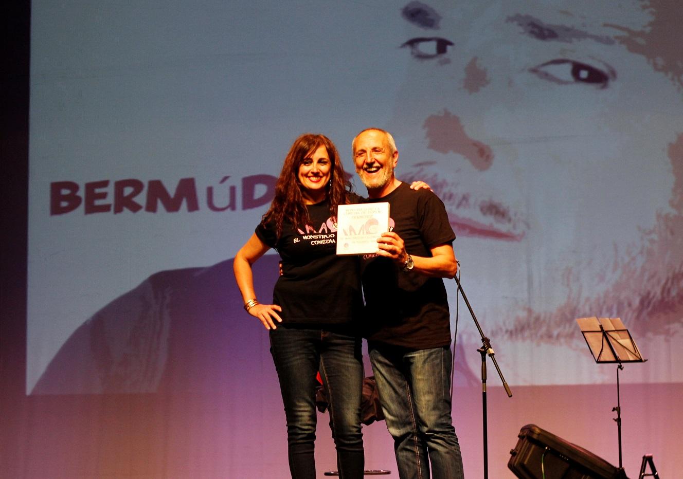 El Monstruo de la Comedia - VI - Gran Final - Bermúdez - Premio de Honor