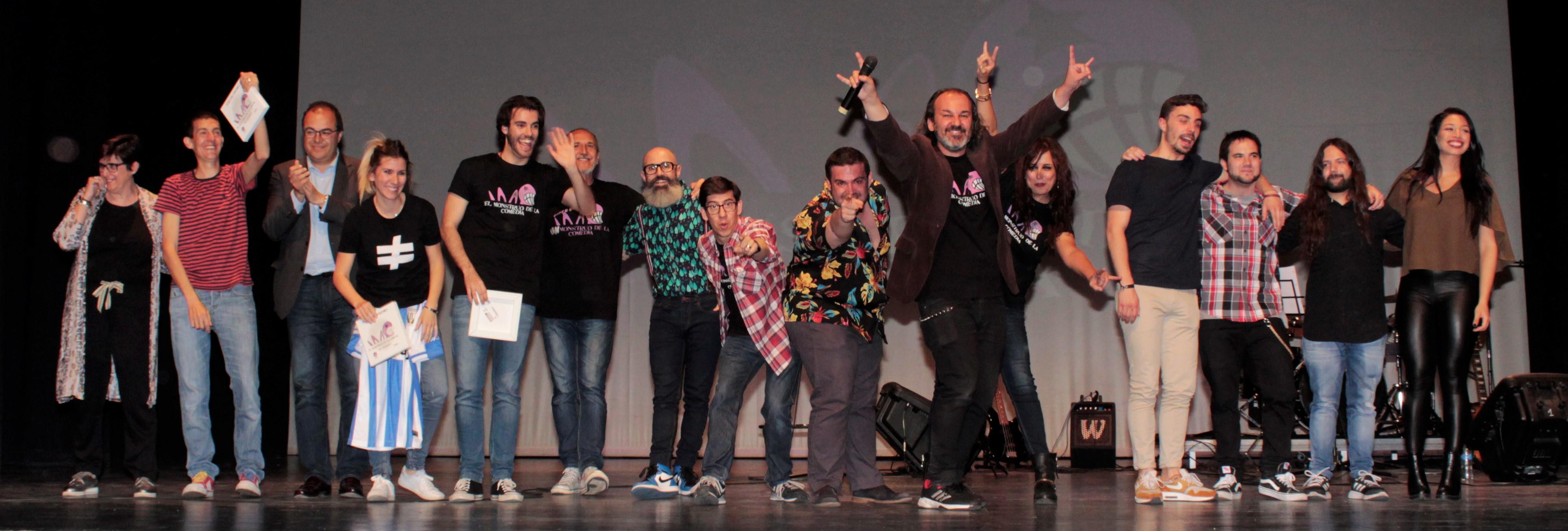 El Monstruo de la Comedia - VI - Gran Final - Foto Final