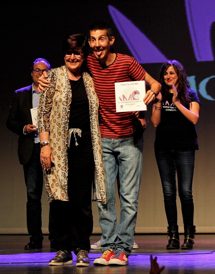 El Monstruo de la Comedia - VI - Gran Final - Javi Gou - Tercer Premio
