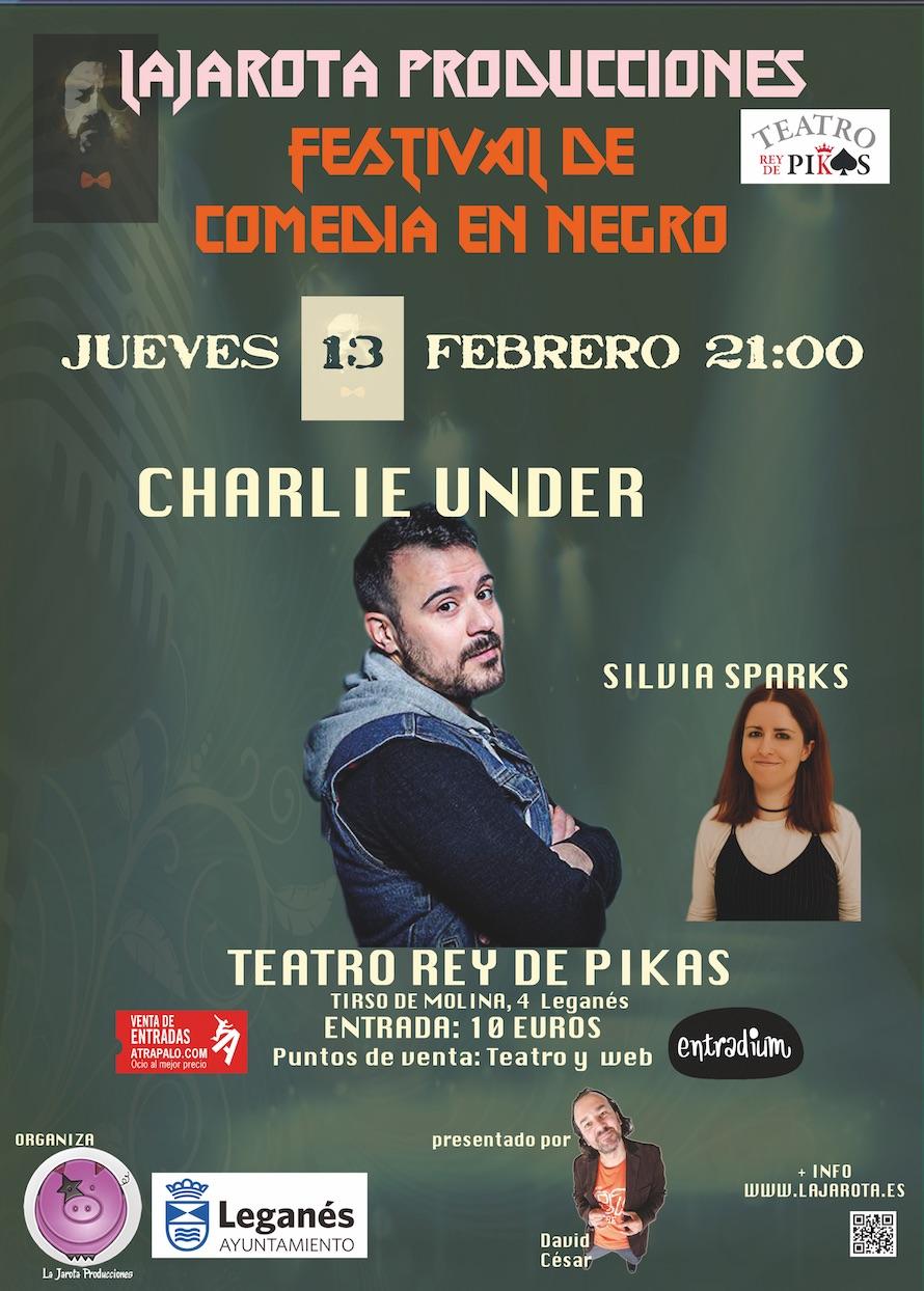 Comedia en Negro... again